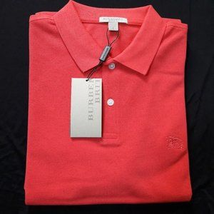 Burberry Brit Pomegranate Pink Polo